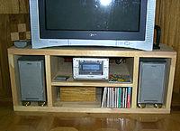 コーナーテレビ台 26200