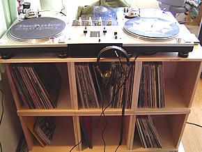 レコードボックス 14526