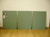 写真の展示ボード
