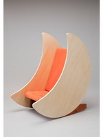 木製ロッキングチェアの卒業制作