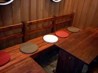 DIY作品:テーブル+ベンチ