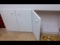 リフォーム 修理 DIY 食器棚