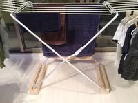 高さの調節台 DIY 洗濯物物干し