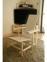 ヘリット・トーマス・リートフェルト Red and Blue chair DIY 自作 椅子