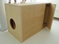 猫トイレカバー DIY ペット