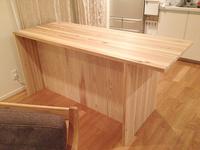 カウンター 家具 DIY 自作