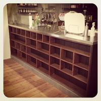 キッチン DIY カウンター 収納棚 自作