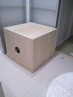 自作家具 DIY 猫トイレカバー ペット