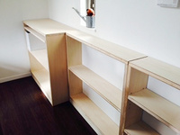 棚 DIY 自作家具