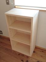 本棚 DIY 自作家具