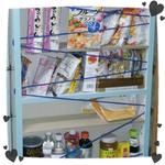 食品収納 棚 ラック DIY