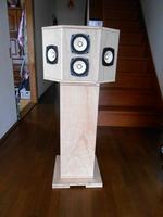 スピーカー MX-10 DIY