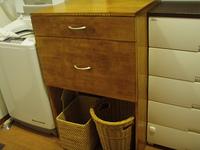 DIY 収納 家具 洗面所