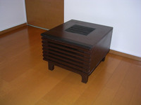 サーバーラック DIY テレビ台