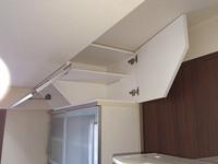DIY 食器棚 収納家具 棚
