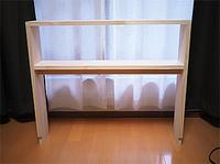 DIY 自作家具 本棚 棚