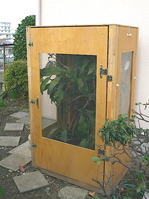 小さな温室DIY作品