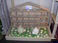 陶芸小物棚