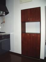 壁面収納タイプの食器棚3