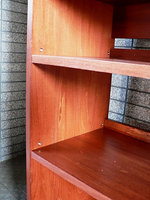 木製書架diy2