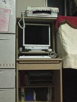 パソコンデスク兼FAX・プリンター台