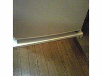 冷蔵庫を置く敷き板の自作