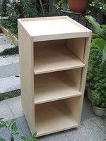 木製キッチンワゴンdiy