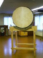 組立式太鼓台の自作