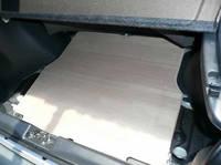 車のトランクの仕切り板diy