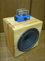 ギターアンプスピーカーのアンプヘッド