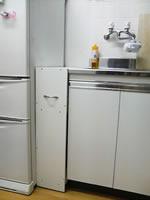 キッチン収納ワゴンDIY