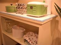 タイル貼りキッチンカウンターのDIY