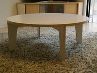 木製ローテーブルのDIY
