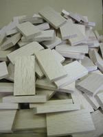 ブナの木材片