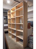 分解可能な本棚