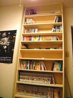 子供部屋の本棚を自作