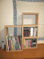 キューブボックス(収納家具)