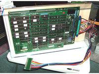 基板ケース板の固定板