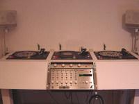 DJ ブースの自作